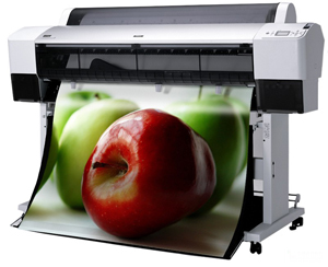 широкоформатная интерьерная печать